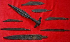 Norse steel 8th c. Scandinavia