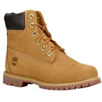 """Timberland 6"""" Premium Waterproof Boots - Women's - Wheat"""