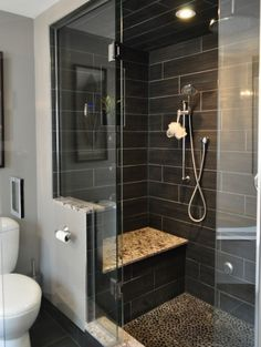 Bathroom renovation ideas before and after # umbauen Decoration Craft Gallery Ideas] Related posts:New project from Z E T W I Adorable Farmhouse Bathroom Decor Ideas And Impressive Master Bathroom Remodel Ideas Dream Bathrooms, Beautiful Bathrooms, Luxury Bathrooms, Master Bathrooms, White Bathrooms, Upstairs Bathrooms, Downstairs Bathroom, Bathroom Layout, Bathroom Colors