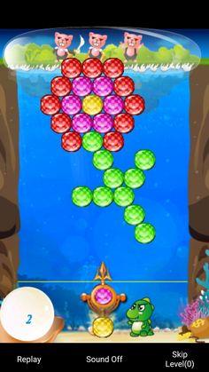 online bubble bash 2 game