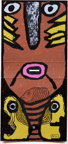 Eine Zeichnung von Pierre Albasser All Over The World, The Outsiders, Art, Stone, Random Stuff, Drawing S, Art Background, Kunst, Performing Arts