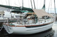 1992 Cabo Rico 38 Sail Boat For Sale - www.yachtworld.com