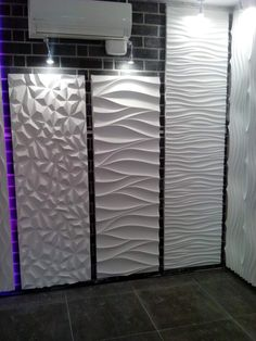 manufacture of panels and manufacture of panels and manufacture of panels andDecorative Wall Panels –Cream leather panels Ceiling Design Living Room, Home Room Design, Bathroom Interior Design, Interior Walls, House Design, Garden Design, Textured Wall Panels, Decorative Wall Panels, 3d Wall Panels