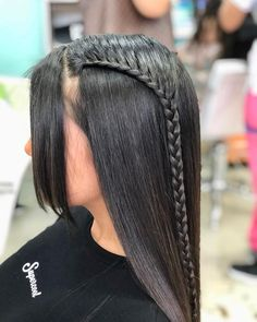 Cool Braid Hairstyles, Girl Hairstyles, Front Hair Styles, Curly Hair Styles, Curly Hair Braids, Cabello Hair, Cool Braids, Beautiful Braids, Toddler Hair