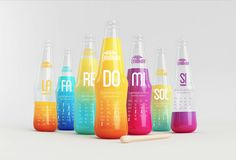 Feel the Beat with this Musically-Minded Beverage Concept — The Dieline | Packaging & Branding Design & Innovation News