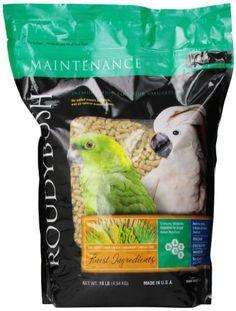 Roudybush Daily Maintenance Bird Food, Medium, 10-Pound - http://darrenblogs.com/2015/10/roudybush-daily-maintenance-bird-food-medium-10-pound/