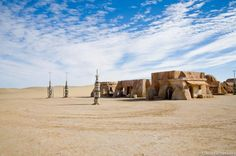 Star Wars Remaining in Tataouine Tunisia