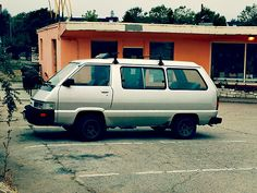 The Turtle - but mine had no rear windows, was a panel van