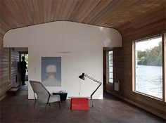 bouroullec brothers' houseboat.
