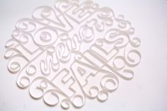 beautiful paper quilling perfect for a personalized wedding gift