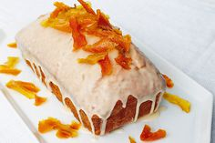 Zingy Citrus Madeira Cake (Baker's Recipe)