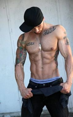 1000 images about men with tattoos on pinterest sexy for Naked men tattoo
