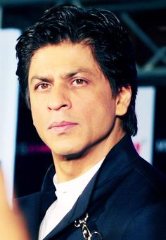 Shahrukh Khan, the most beautiful man in the world.