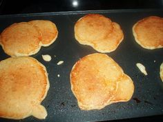 Sourdough Saturday - Savory Cheddar Pancakes