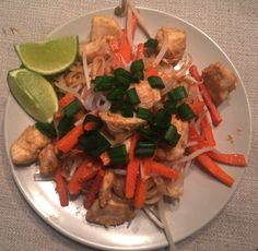 Healthy Pad Thai Recipe - Fitness For Women by Flavia Del Monte