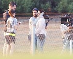 Camp X-Ray filming