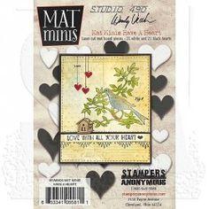 Wendy Vecchi Mat Minis - Have A Heart