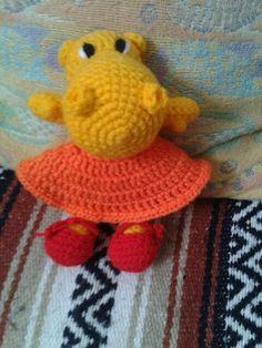 Tasha a crochet