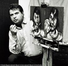 Francis Bacon by Michael Peppiatt, 1950s