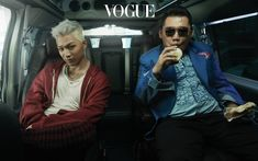 Taeyang - Vogue Magazine September Issue '17