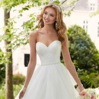 Wedding Dress by Stella York Spring 2017 Bridal Collection