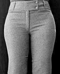 Resultado De Imagen Para Modelos De Pantalones En Tela Para Dama Fashion Pants Womens Suits Business Fashion Sewing