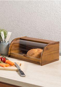 Mentine-ți gustul pâinii mai proaspăt cu ajutorul unei cutii speciale de depozitare! Mai, Magazine Rack, Cabinet, Storage, Furniture, Home Decor, Clothes Stand, Purse Storage, Decoration Home