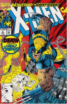 X-Men 9 June 1992 Issue Marvel Comics Grade NM by ViewObscura