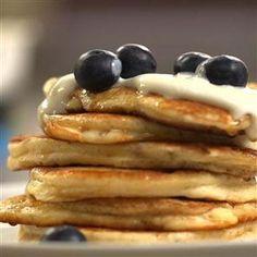 American-style quark pancakes recipe