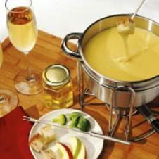 اشپزي نوشيدني دستورتهيه و اموزش تهيه در منزل فوندوی عسل و سرکه سیب