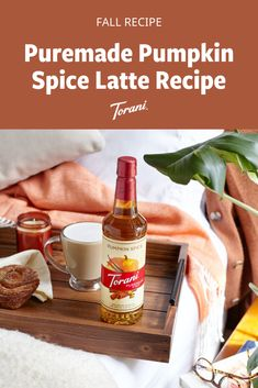 It's pumpkin spice latte season and we have the easiest pumpkin spice latte recipe. This latte recipe uses Torani syrups and can be made at home. Grab our full sugar free pumpkin spice latte recipe here! Pumpkin Drinks, Pumpkin Smoothie, Pumpkin Dessert, Pumpkin Spiced Latte Recipe, Pumpkin Spice Syrup, Pumpkin Recipes, Fall Dessert Recipes, Fall Recipes, Sugar Free Pumpkin Pie