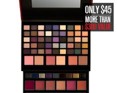 I <3 Smashbox Cosmetics. I received this palette as an xmas gift this year and I absolutely love it!