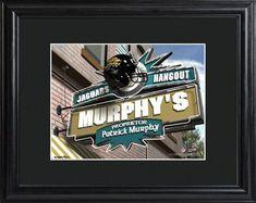 NFL Pub Print - Jaguars