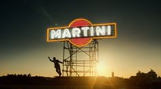 Dreamy ad of the day. #BEGINDESIRE: MARTINI Streets of Rome - Full Length