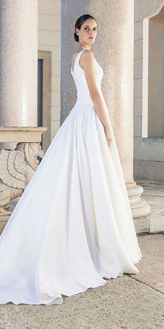 936258be761b 27 Chic Bridal Dresses  Styles   Silhouettes. Abiti Da Sposa ChicFotografie  Di ...