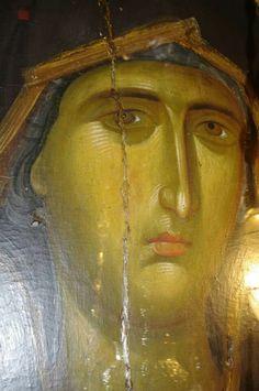 Byzantine Icons, Byzantine Art, Religious Icons, Religious Art, Paint Icon, Face Icon, Russian Icons, Christ The King, Orthodox Icons