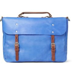 Ally Capellino Richard Leather Briefcase | MR PORTER