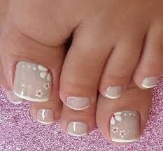 - Best ideas for decoration and makeup - Pretty Toe Nails, Cute Toe Nails, Sexy Nails, Pedicure Designs, Toe Nail Designs, Easy Toenail Designs, Finger Nail Art, Toe Nail Art, Summer Toe Nails