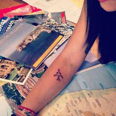 20+awesome+travel+tattoo+ideas+to+help+you+express+your+wanderlust  - Cosmopolitan.co.uk