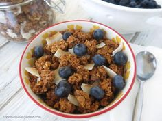How to Make Grain Free Granola {Step-by-Step} - The Nourishing Home