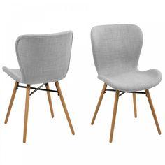 2er set schalenstuhl hvam wei retro jetzt bestellen unter. Black Bedroom Furniture Sets. Home Design Ideas