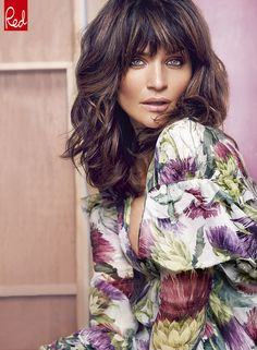 all the things that make helena christensen ridiculously happy