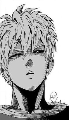 Scan 61 p.05 Anime One Punch Man, One Punch Man Funny, Saitama One Punch Man, Bakugou Manga, Manga Drawing, Art Drawings Sketches Simple, Cool Sketches, Anime Sketch, Character Art
