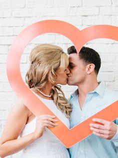 Loving Engagement Photos.