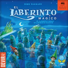 El Laberinto Mágico http://boardgamegeek.com/boardgame/41916/the-magic-labyrinth