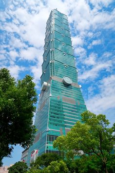 Why Taiwan is the Perfect Place for First Time Solo Female Travelers - Sheena Wanders Taipei Travel, Taipei 101, Taiwan, Modern Architecture, Perfect Place, Wander, First Time, Buildings, Cool Designs