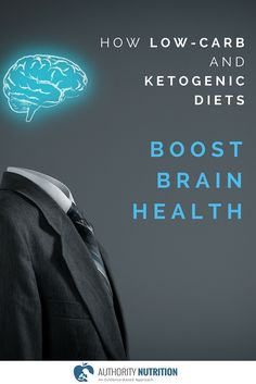 Low-carb and ketogenic diets have many health benefits. This article explains how these diets can improve brain function and brain health. Learn more here: https://authoritynutrition.com/low-carb-ketogenic-diet-brain/