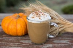 Teeccino Pumpkin Spice Latte | Teeccino Herbal Coffee / Coffee Alternative