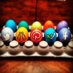 Happy, Happy #Easter everyone! #Easter2016 #EasterEggs http://www.puttinout.com/