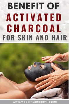 Charcoal Benefits for Skin: Clears out skin from impurities, dead cells and dirt; Clears out clogged pores; Treats acne and prevents acne and pimples from further forming; Treats minor skin infection; Minimizes appearance of large pores; Controls and balances skin oil production; Brightens up dull skin tone; Anti-inflammatory properties heal blemishes, sun and age spots Charcoal Soap Benefits, Activated Charcoal Benefits, Charcoal For Skin, Charcoal Face Wash, Facial Skin Care, Anti Aging Skin Care, Natural Skin Care, Skin Oil, Oil Production